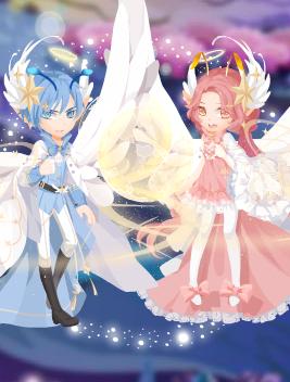 星月公主/王子套装