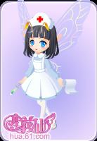 白衣天使套装