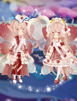 梦幻莓香套装