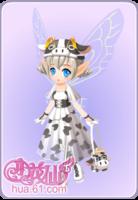 哞哞牛奶套装