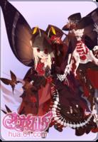 血色蔷薇套装