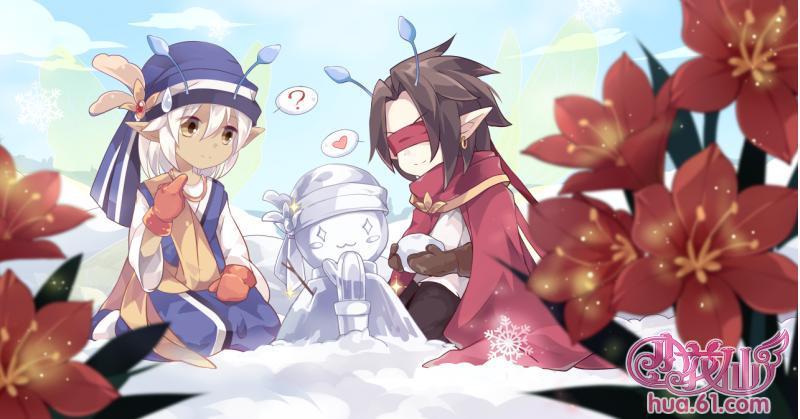 小花仙1月4日活动预告    呜咪噜算着时间,差不多轮到勇气国俩兄弟