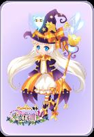 银月魔女(巫师)套装