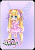 蕾丝粉衣套装