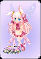 花灵兔套装