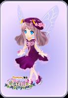 紫色浪漫套装