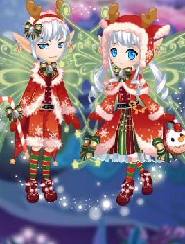 圣诞奇迹套装