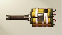 滚雷-集束手榴弹