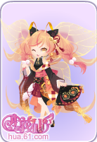 夏祭猫妖套装