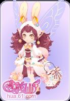 三月兔的梦境套装
