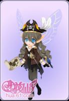 海盗传奇套装